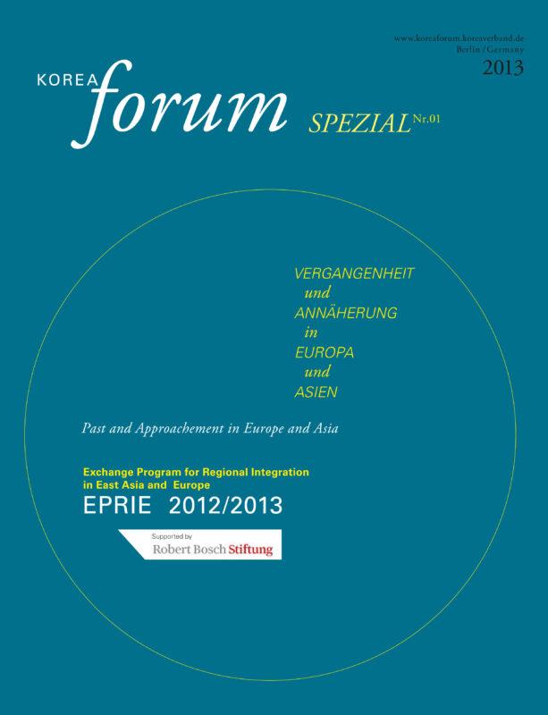 Cover KF Spezial 2013