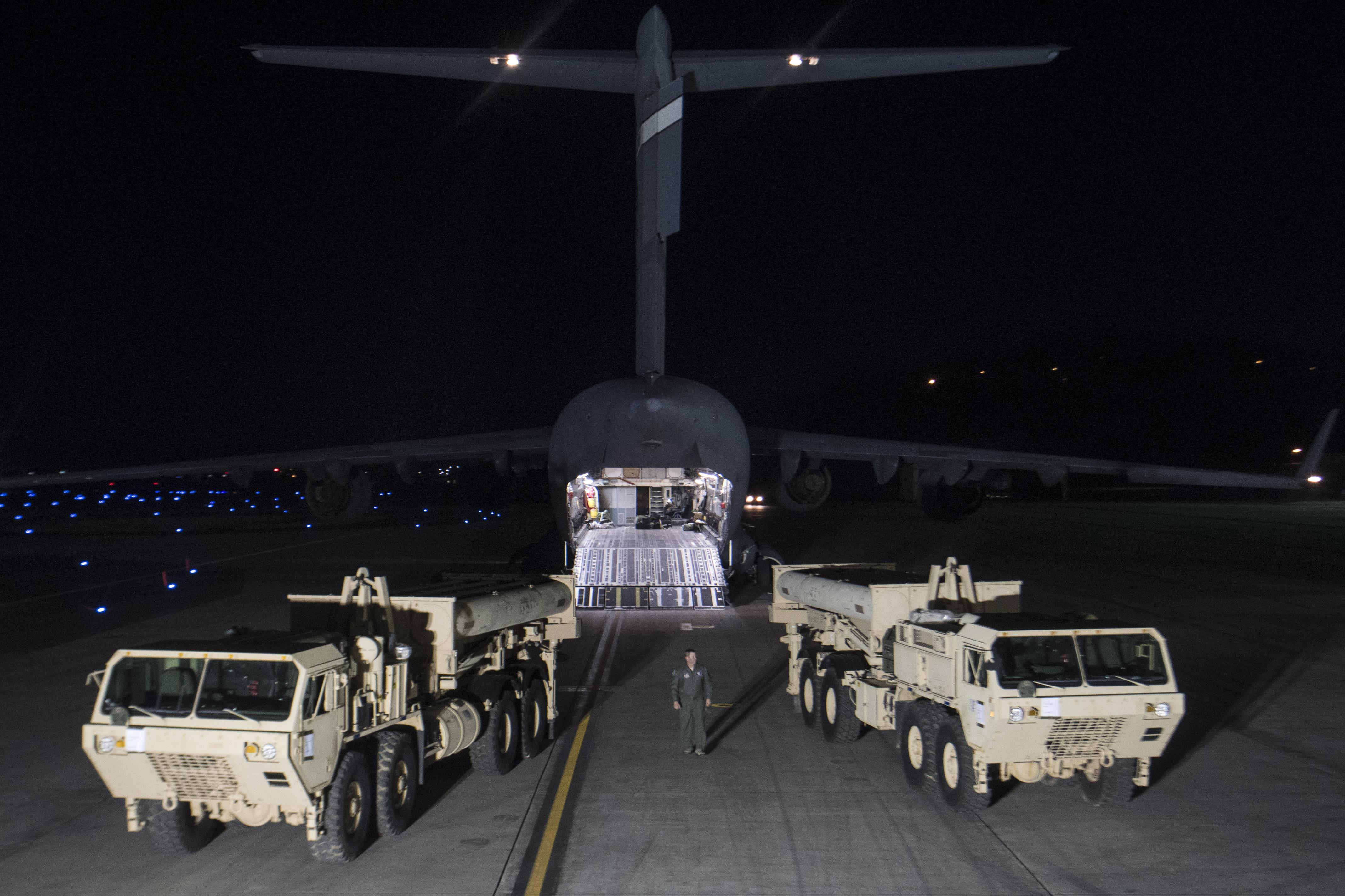 U.S. Pacific Command stationiert THAAD auf der Koreanischen Halbinsel