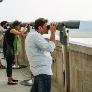 EPRIE 2017: Besuch der DMZ