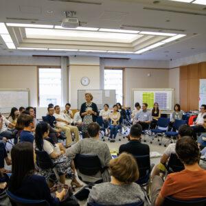 EPRIE 2017: Einführung in den Open Space