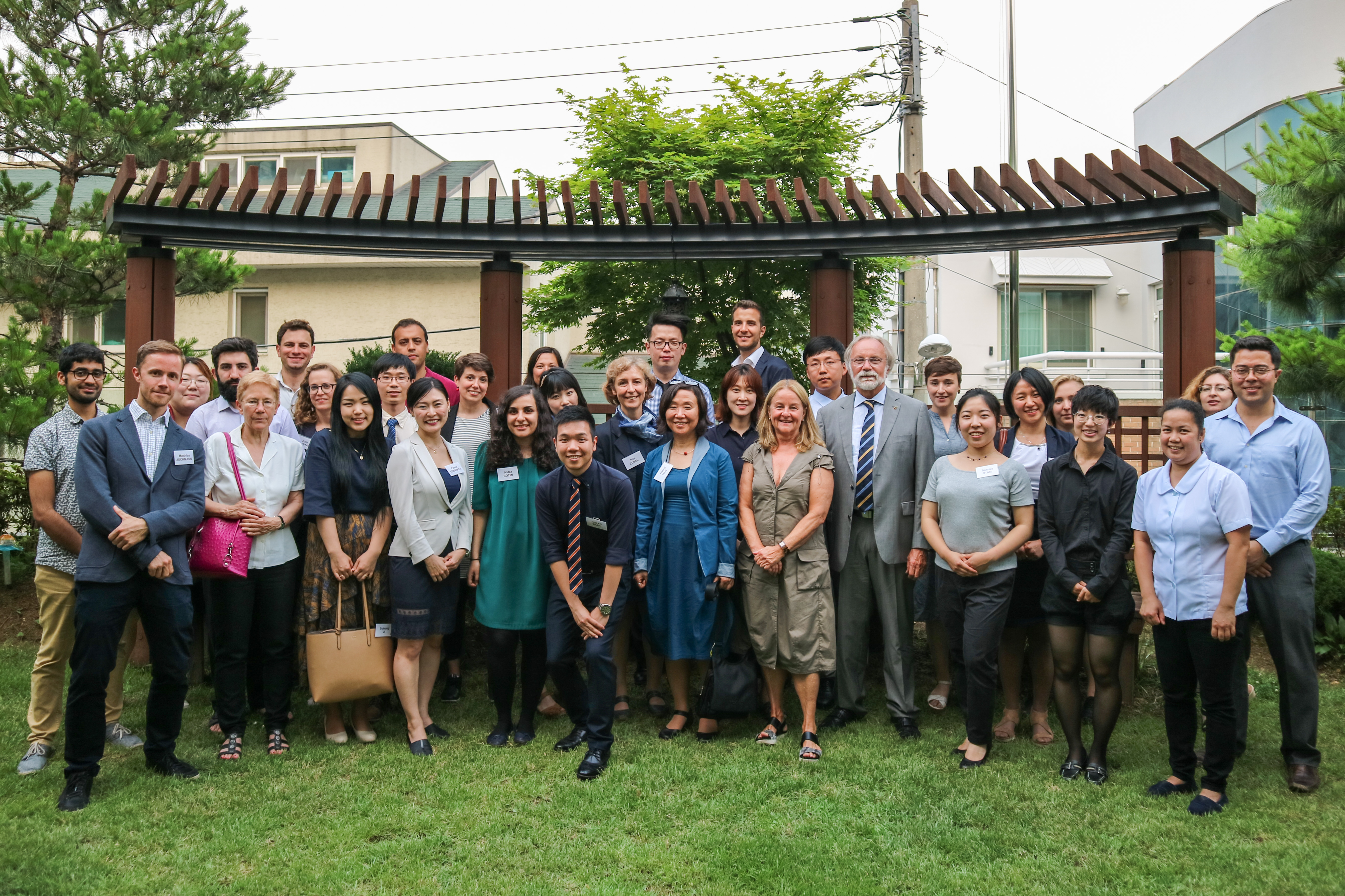EPRIE 2017: Besuch der EU Delegation in Südkorea