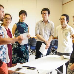 EPRIE 2017: Arbeitsgruppe der Alumni