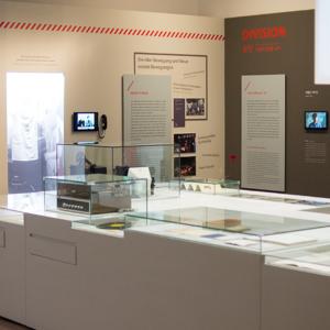 Blick in die Ausstellung Women Who Transcended Boundaries