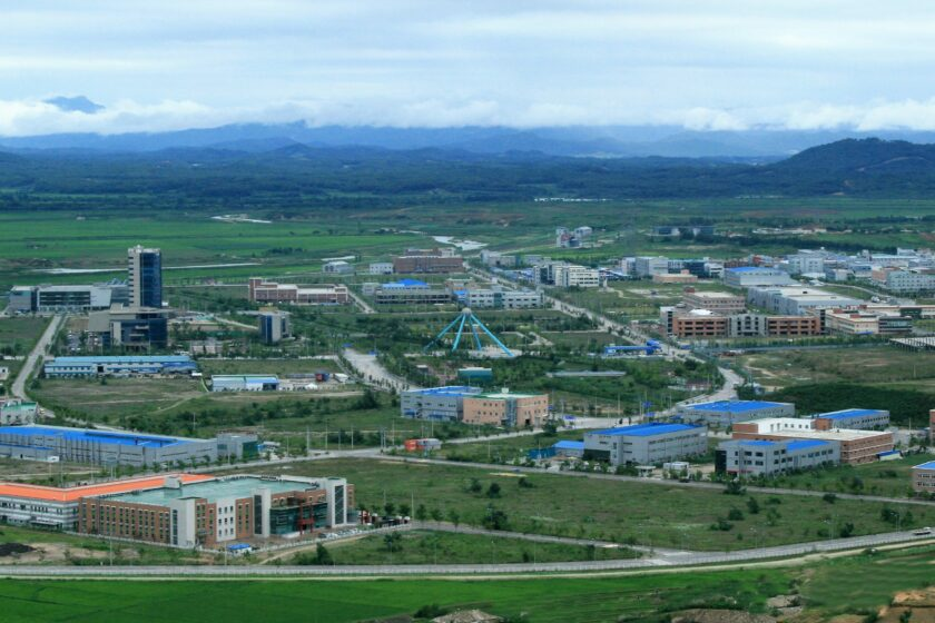 Kaesong Industriepark