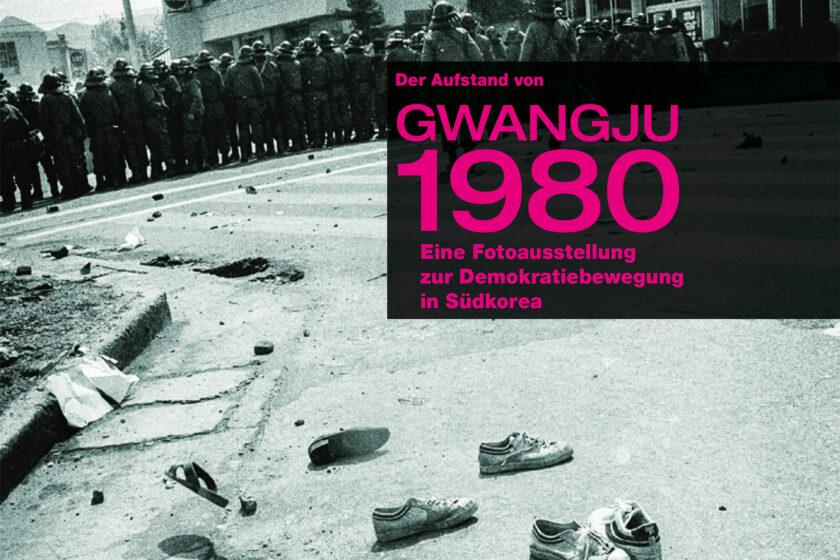 Gwangju 1980 in Glashuetten